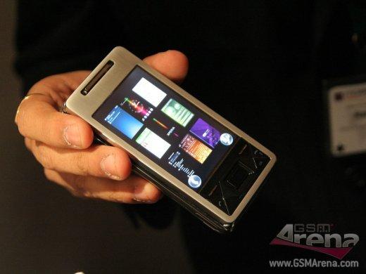 И сново про Sony Ericsson Xperia X1