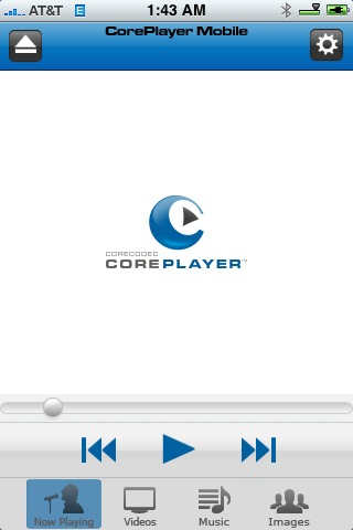 Coreplayer for iPhone