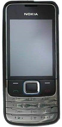 Nokia 6208 Classic: еще одна сенсорная новинка?