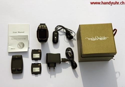 Handyuhr iWatch M860