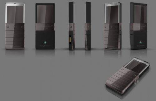 Новые фото Sony Ericsson Rachael и Kiki, а также видео Rachael UI