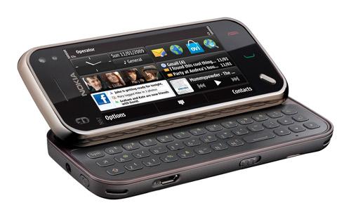 Информация о Nokia N97 Mini