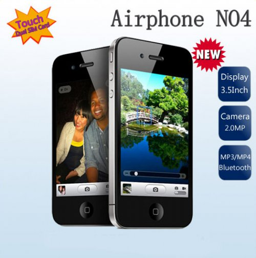 Сотовый телефон air phone no 4