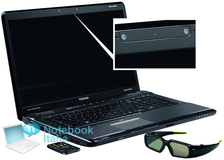 Toshiba Satellite P770, P775