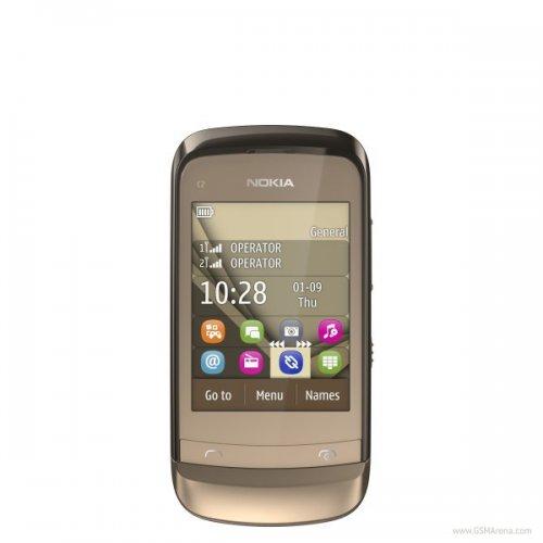 Nokia C2-02 отличается от C2-03 только наличием одного слота для сим-карты.  А модель Nokia C2-06, обладая...