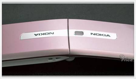 розовая версия Nokia 2505