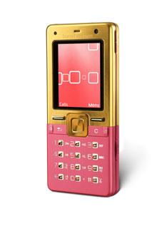 Золотое чудо от Sony Ericsson - телефон T650