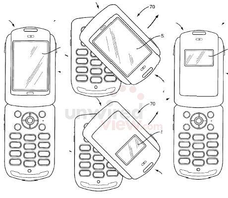 Телефон от Sony Ericsson с отсоединяемым дисплеем
