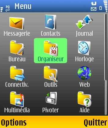 Symbian S60 расширяет возможности виджетов