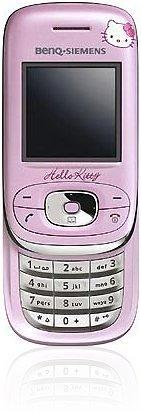 <i>BenQ-Siemens</i> AL26 Hello Kitty