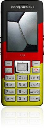 <i>BenQ-Siemens</i> S68 Deutschland-Edition