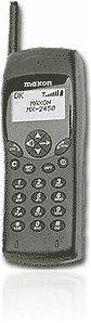 <i>Maxon</i> MX2450