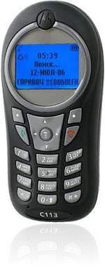 Motorola C113 Инструкция Пользователя - фото 6