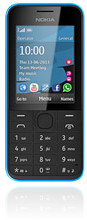 <i>Nokia</i> 208