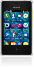 <i>Nokia</i> Asha 502 Dual SIM