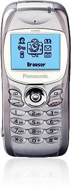 <i>Panasonic</i> GD76