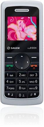 <i>Sagem</i> my200X