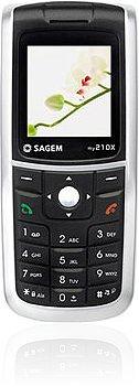 <i>Sagem</i> my210X