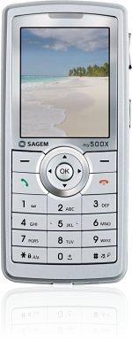 <i>Sagem</i> my500X