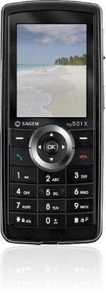 <i>Sagem</i> my501X