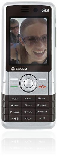<i>Sagem</i> my800X