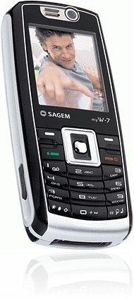 <i>Sagem</i> myW-7