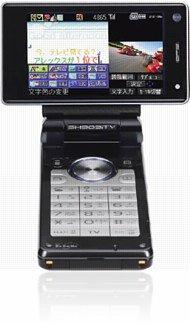 <i>Sharp</i> SH903iTV