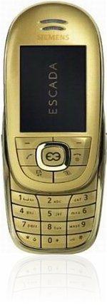 <i>Siemens</i> SL75 Escada Gold