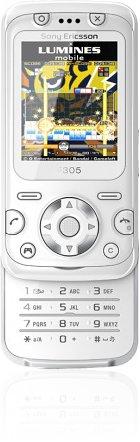 Sony-Ericsson F305