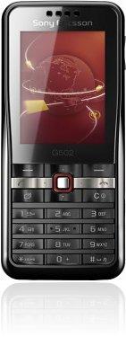 Sony-Ericsson G502