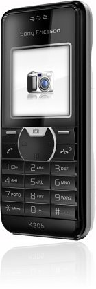 Sony-Ericsson K205i