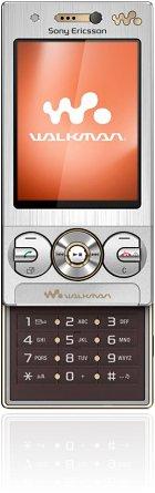 Sony-Ericsson W705