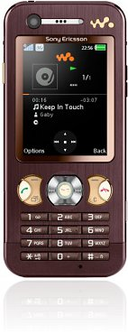 Sony-Ericsson W890i