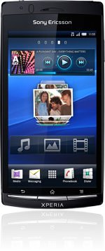 <i>Sony</i> Ericsson Xperia arc