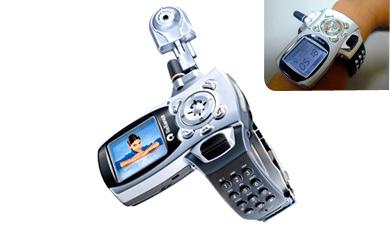 Часы-камерафон