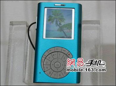 DNET's iPod-телефон