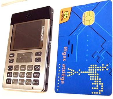 Samsung SPH-P300