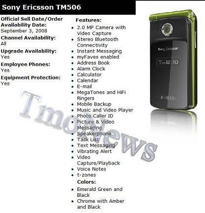 SE TM506