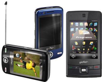 Glofiish phones