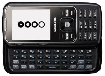 Samsung Slyde M540