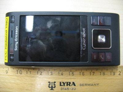 Sony Ericsson CS8 Cyber-shot