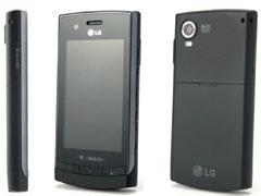 LG GT500 Puccini