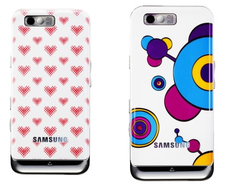 Samsung Haptic Pop