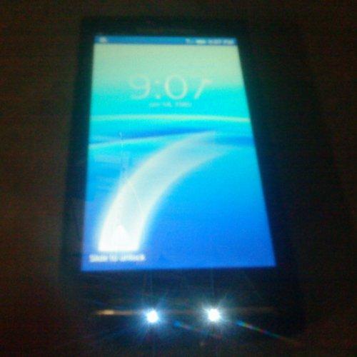 Sony Ericsson Xperia X3 Rachael