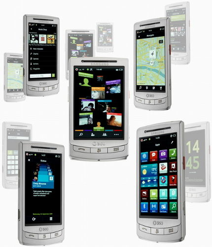Samsung Protector i8320