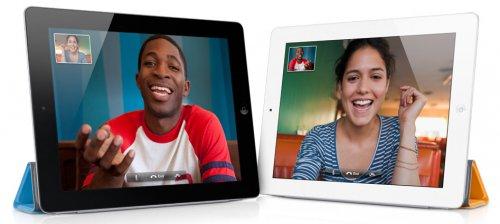 Apple iPad 2 официальные фотографии