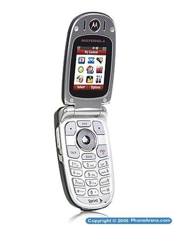 Motorola С290