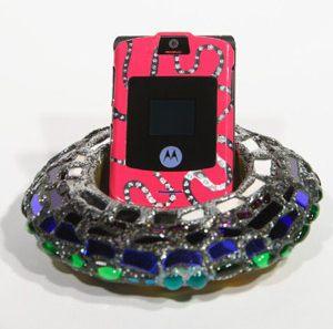 Motorola RAZR от известного модельера Зандры Розес