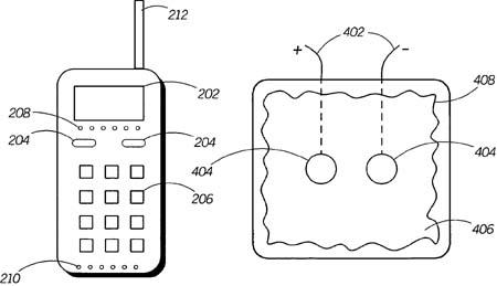 Motorola патентует новую систему бесшумного оповещения о звонках