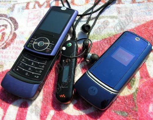 Motorola Canary и Motorola Capri